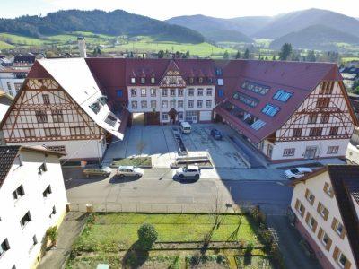 Gutshof in Gutach