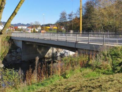 Brücke über die Wilde Gutach, Gutach – Bleibach