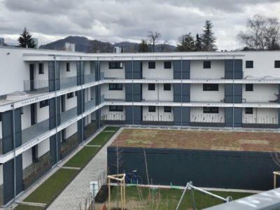 Wohnbebauung Haslacher Str., FR