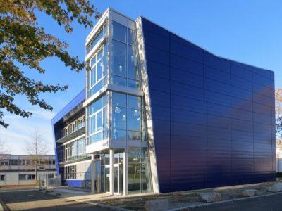 Laborverfügungsgebäude Elsässer Straße