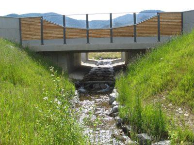 Brücke über den Reichenbach, B294 bei Elzach