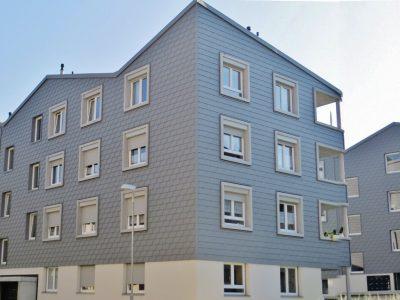 Mietwohnungsbau in der Hildastraße, Kollnau