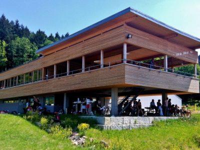 Tennisanlage des TC RW Waldkirch
