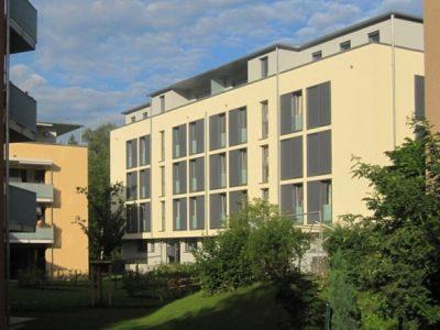 Mehrfamilienhäuser im Villengarten, Waldkirch