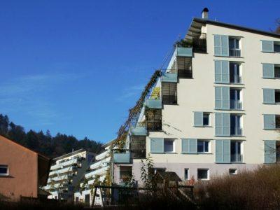 Mutschler-Areal in Waldkirch: Terrassen- und schlüsselfertige Reihenhäuser