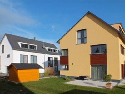 Doppelhaushälften am Stadtrain, Waldkirch